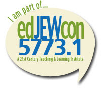 RealSchool was an edJEWcon presenter, 2013