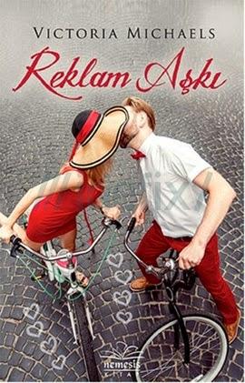 Victoria Michaels, Reklam Aşkı, roman, kitap, Romantik Komedi, Kitap OkuYorum, Lexi White, Vincent Drake, book, novel, nemesis,