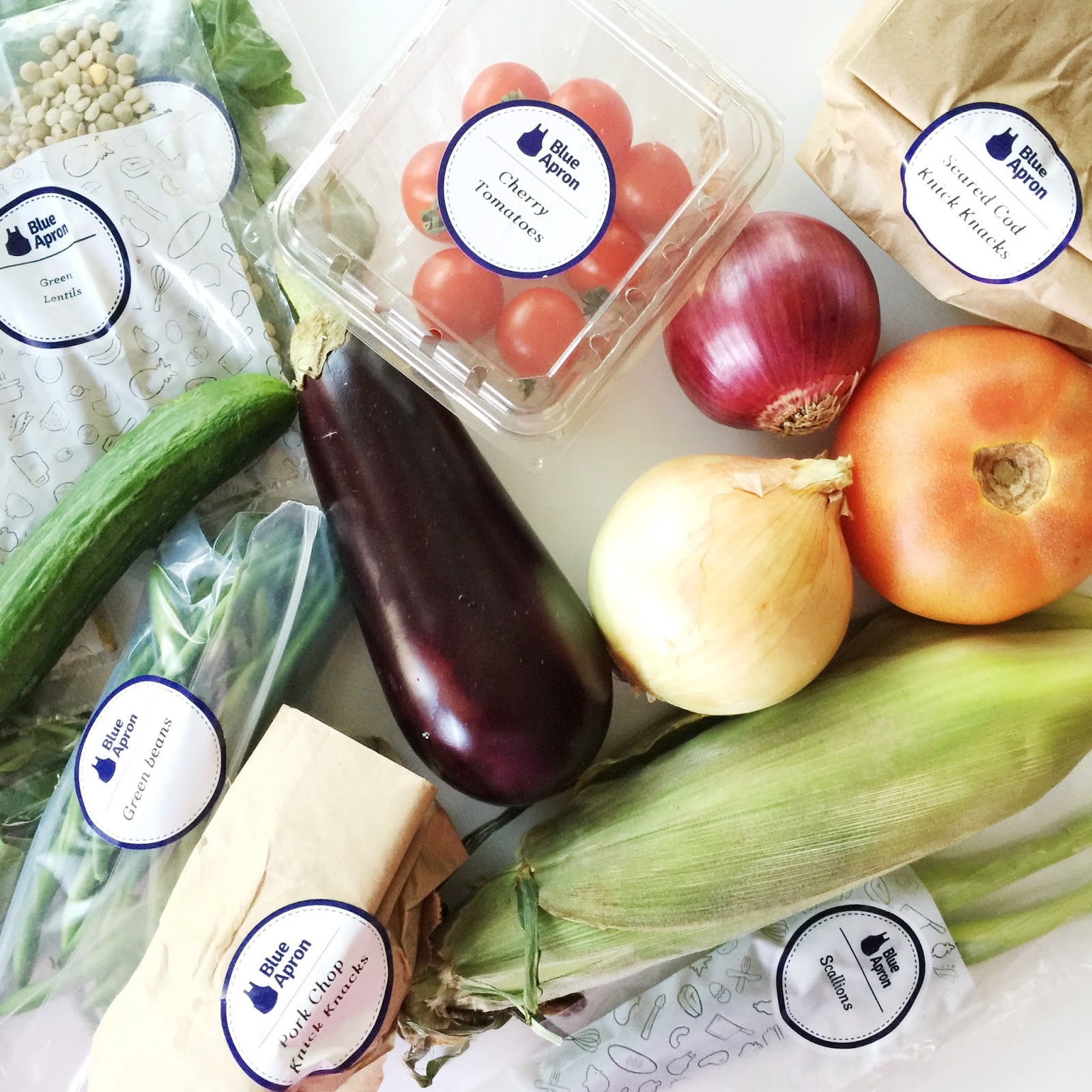 Blue apron worth it - There Were A Few Inserts About How To Cook Each One What You Would Need For Each One All Provided For You Besides Salt Pepper And Oil