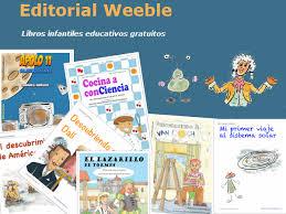 Libros online.Weebler