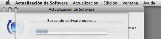  Actualización de Software Mac/PC
