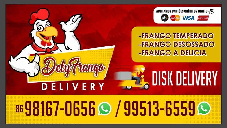 DELY FRANGO DERIVERY PARNAÍBA