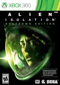 Alien Insolation (2 DVDs)(DVD1: texturas; disco 2: juego)