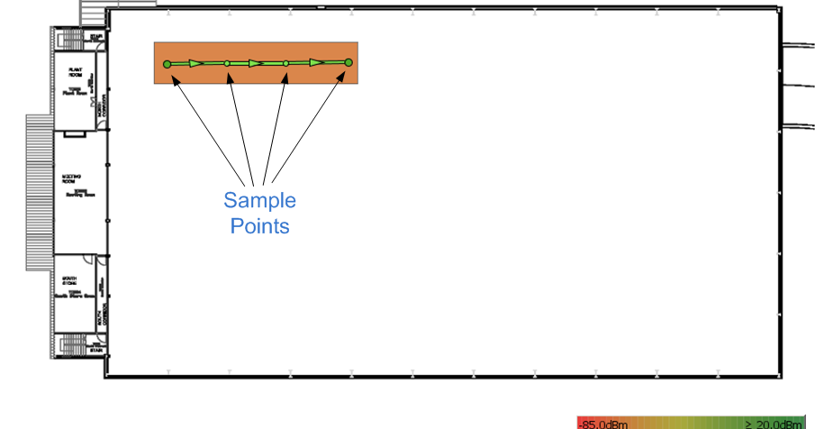 Wifinigel Calibrating A Wireless Lan Survey Plan
