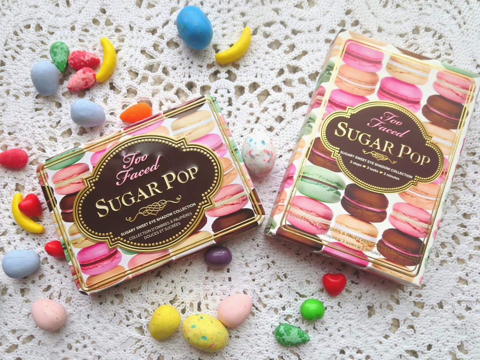 a picture of Too Faced Sugar Pop palette