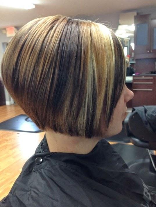 trendy bob hairstyles}