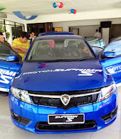 Proton SUPRIMA S Now Open For Booking!