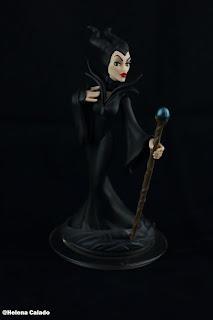 Fotografia de um produto - Amiibo Maleficent