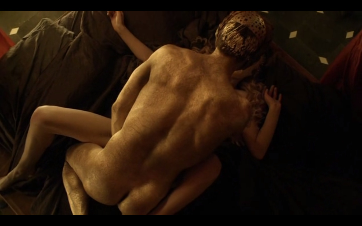 Eva green nude film