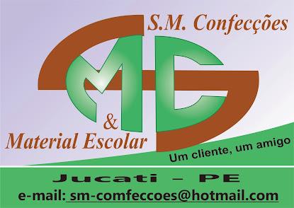 S.M. CONFECÇÕES - UM CLIENTE, UM AMIGO