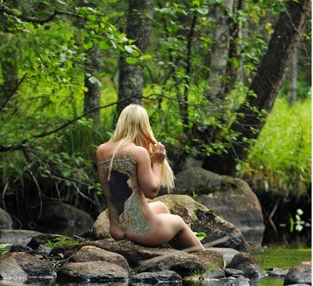 nuru massasje norge naken i skogen