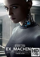 Ex Machina (2015) BRrip 720p Latino-Inglés