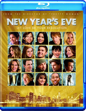 New Years Eve 2011 Dual Audio Hindi  Bluray Download