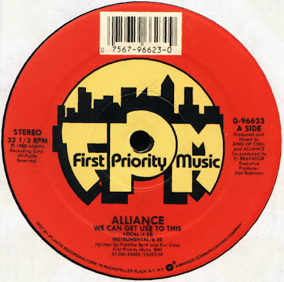 Alliance ‎– We Can Get Use To This / Ready Set (VLS) (1988) (320 kbps)