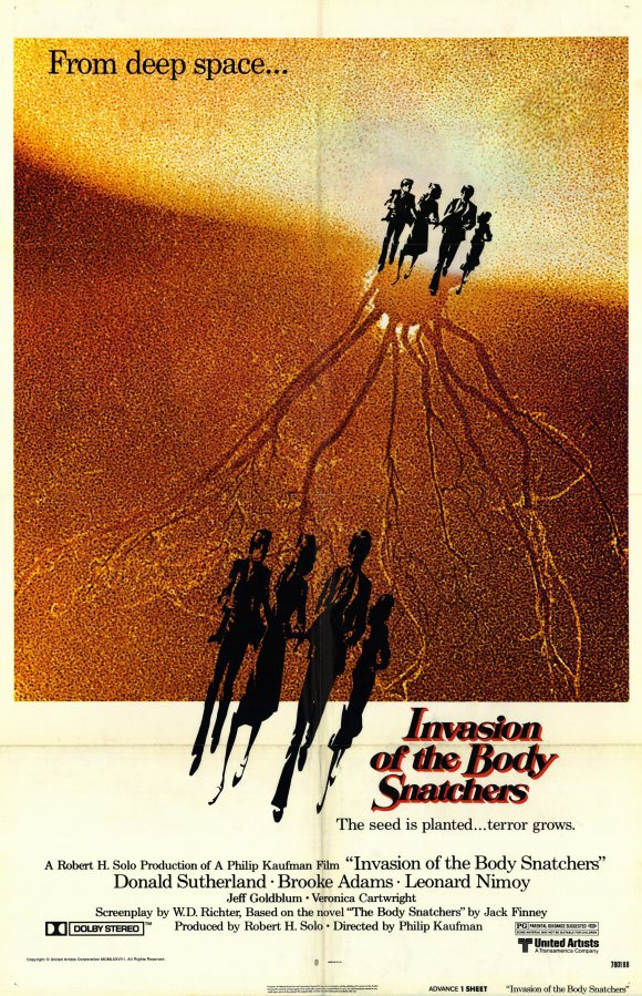 Every 70s Movie: Invasion of the Body Snatchers (1978)
