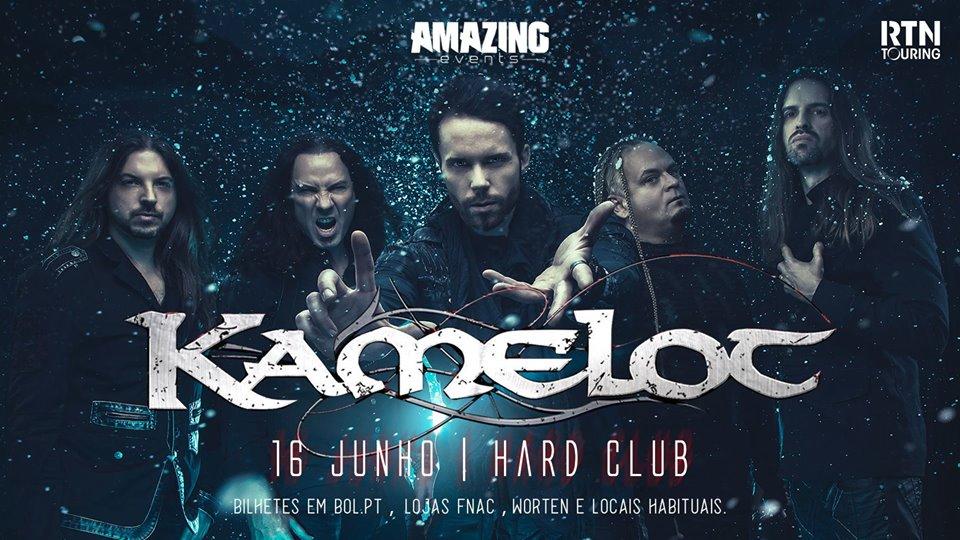 Kamelot @ Hard Club
