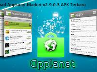 Download Applanet Market v2.9.0.3 APK Terbaru