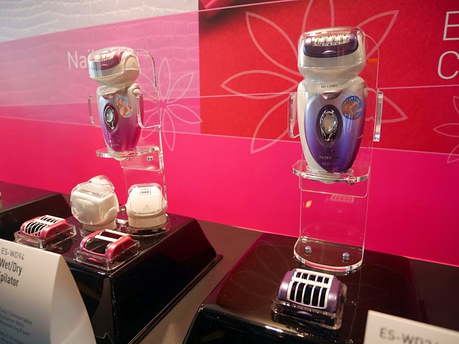 Panasonic Beauty gadgets