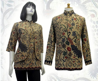 Model Baju Batik Sarimbit Pria Wanita Modern Solo Jogja
