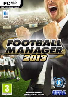 FOOTBALL MANAGER 2013 PROPER-CPY DOWNLOAD FREE