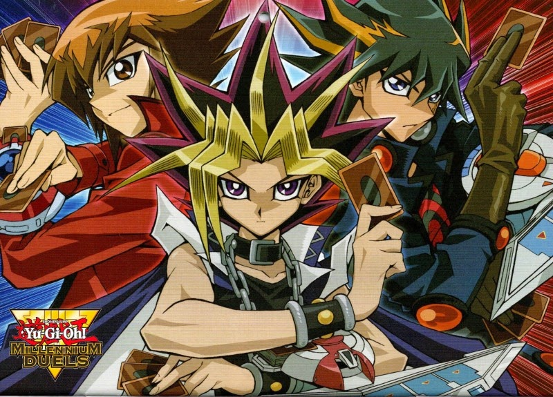Yu-Gi-Oh Game Review