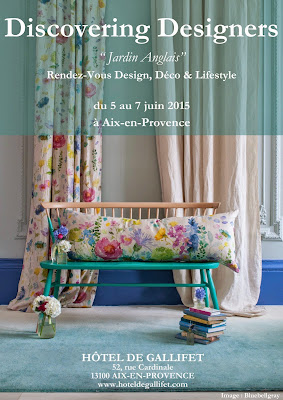 The Provence Post: June 5: Big Weekend in Aix for Design Lovers