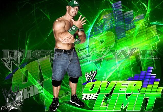 WWE John Cena Green HD Wallpapers