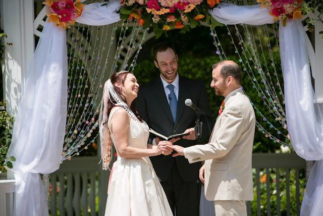 Disneyland Wedding - Rose Court Garden