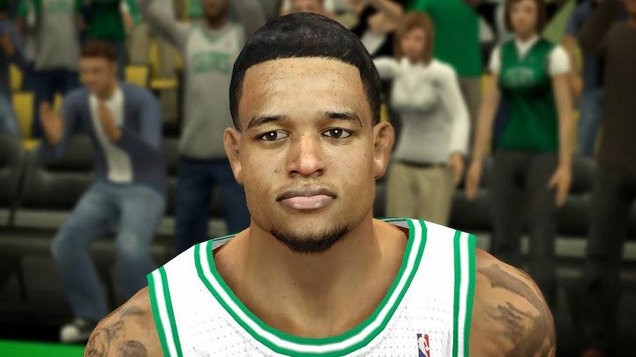 NBA 2K14 Chris Babb Cyberface Patch