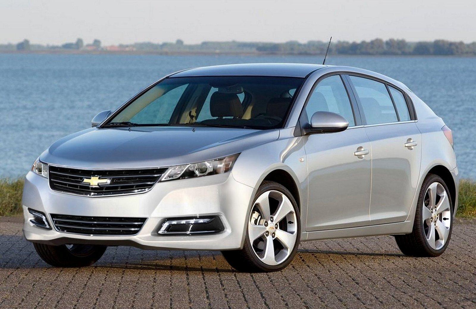 Chevrolet prepara um facelift do Cruze para 2014, momento no qual a
