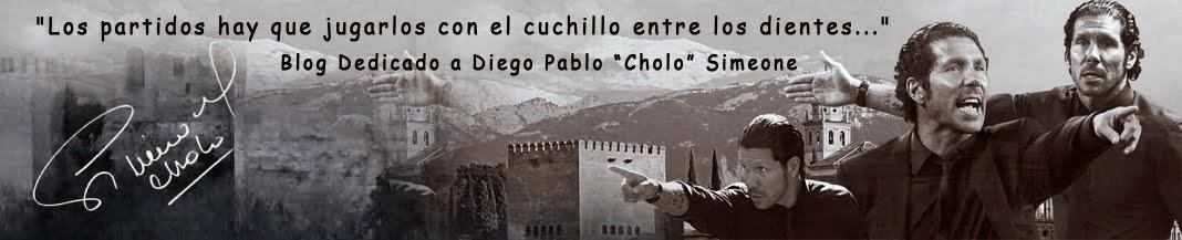 """Diego Simeone: """"Los Partidos hay que jugarlos con el cuchillo entre los dientes"""""""