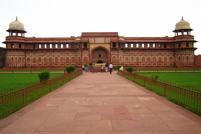 Agra Fort in  Agra,Uttar Pradesh