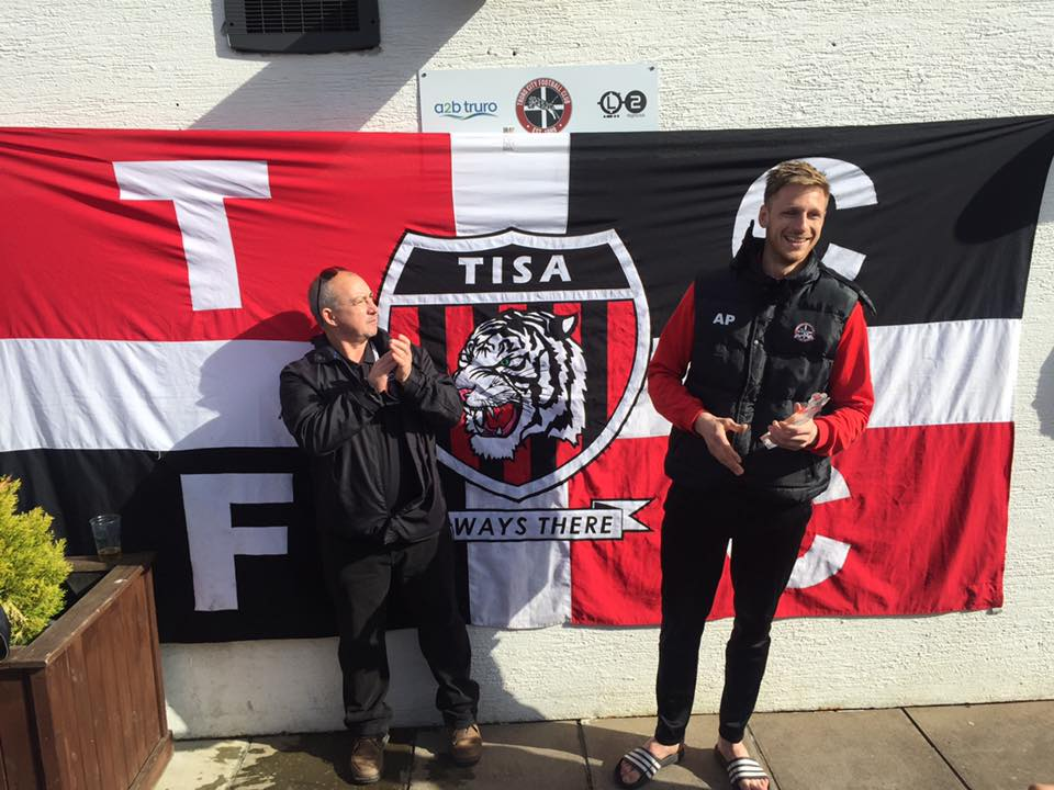 TISA Player of the Season - Arran Pugh