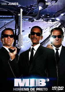 Assistir MIB: Homens de Preto 3 Dublado Online HD
