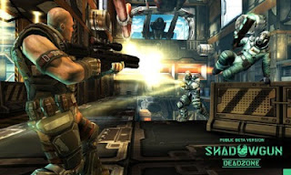 Shadowgun: Deadzone [PC + Facebook]