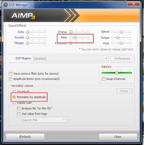 AIMP Full Mega Bass