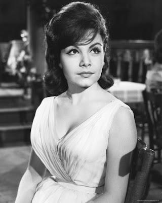 Annette Funicello actriz de cine