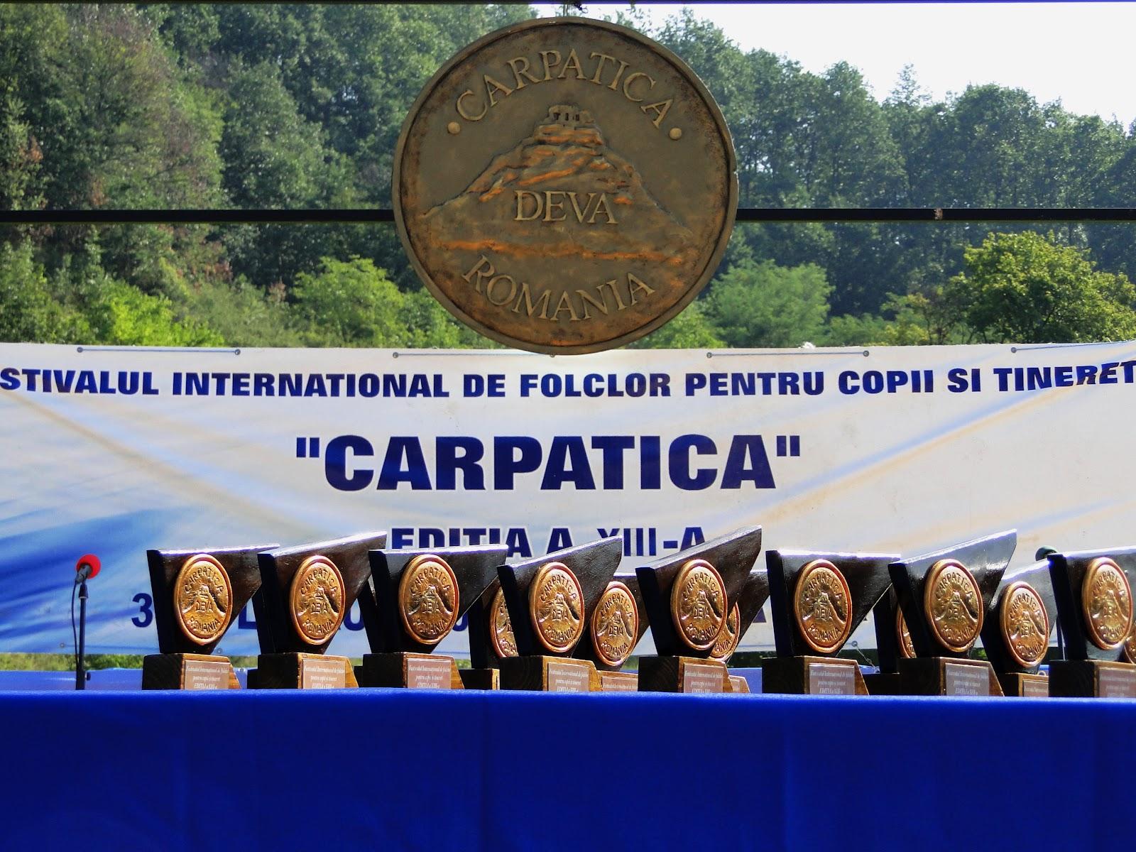 The International Folk Festival Carpatica – XIII Edition – 2012 - EN  Festiv...