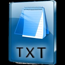 html txt: