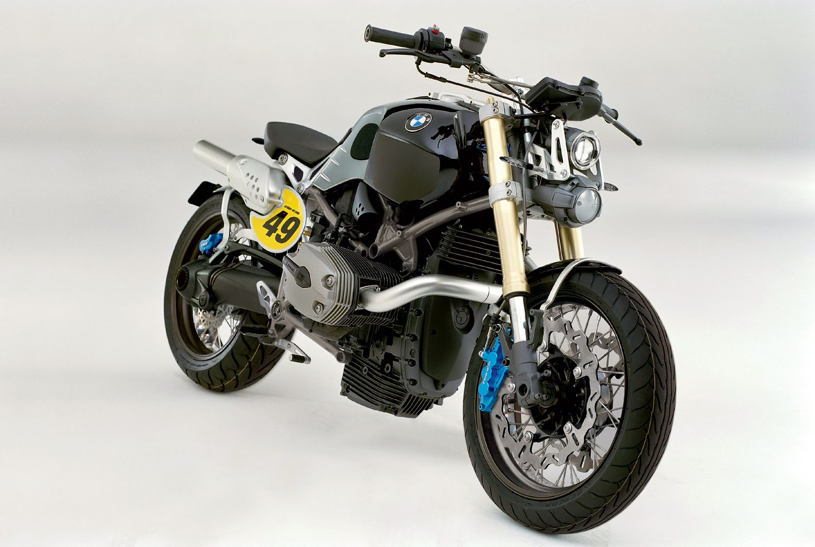 Cafe Racer Special Bmw Lo Rider Concept
