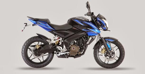 Spesifiaksi Bajaj Pulsar Vs Honda Tiger