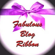 The Fabulous Blog Ribbon award