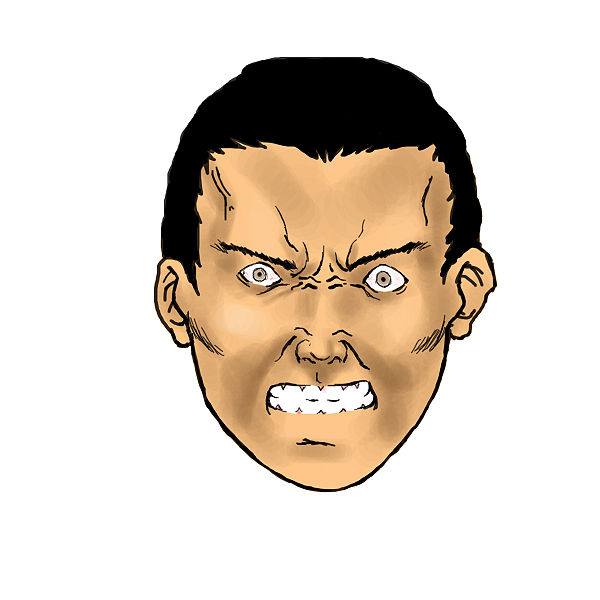 Angry Face Cartoon Stock Images - Download 450 Royalty ...