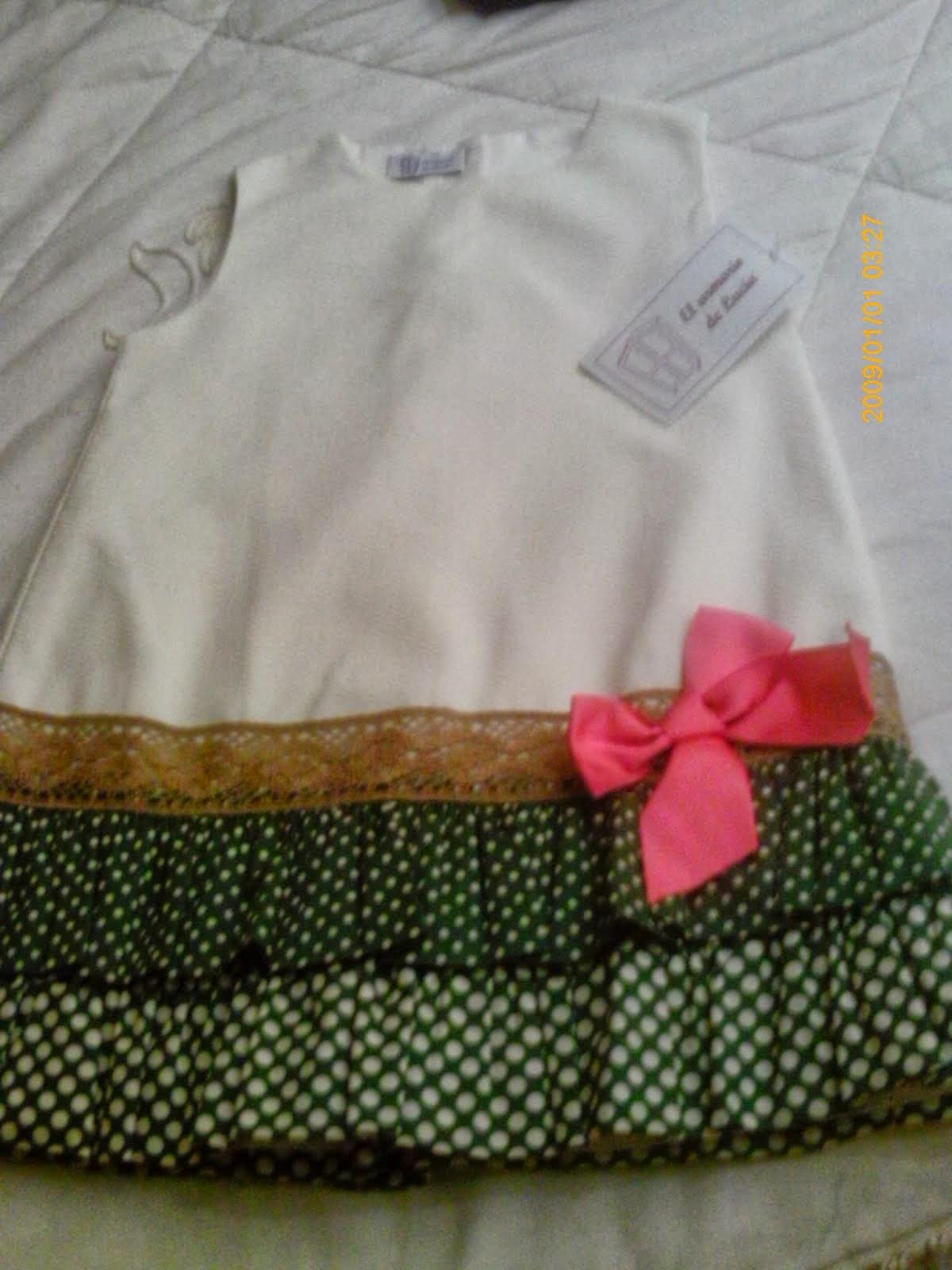 La Ropita De Maite Vestido El Armario De Lucia Talla 4