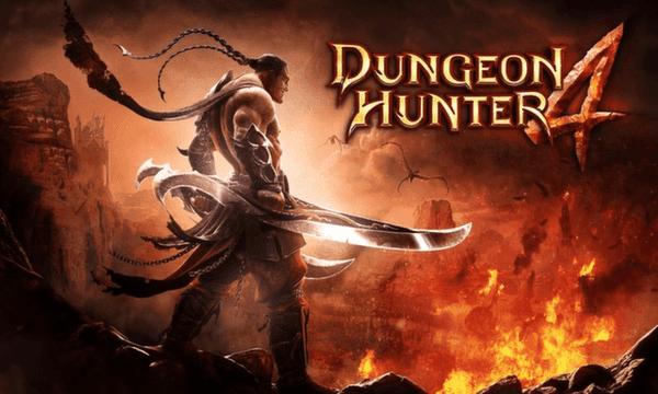 Screenshot Dungeon Hunter 4