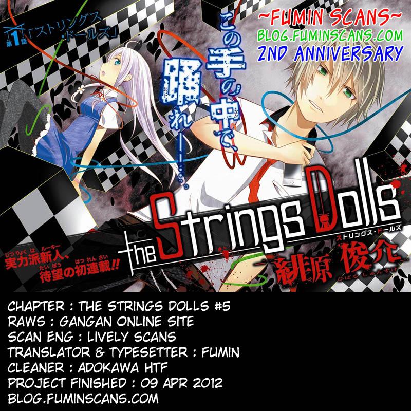 อ่านการ์ตูน The Strings Dolls 5 ภาพที่ 36