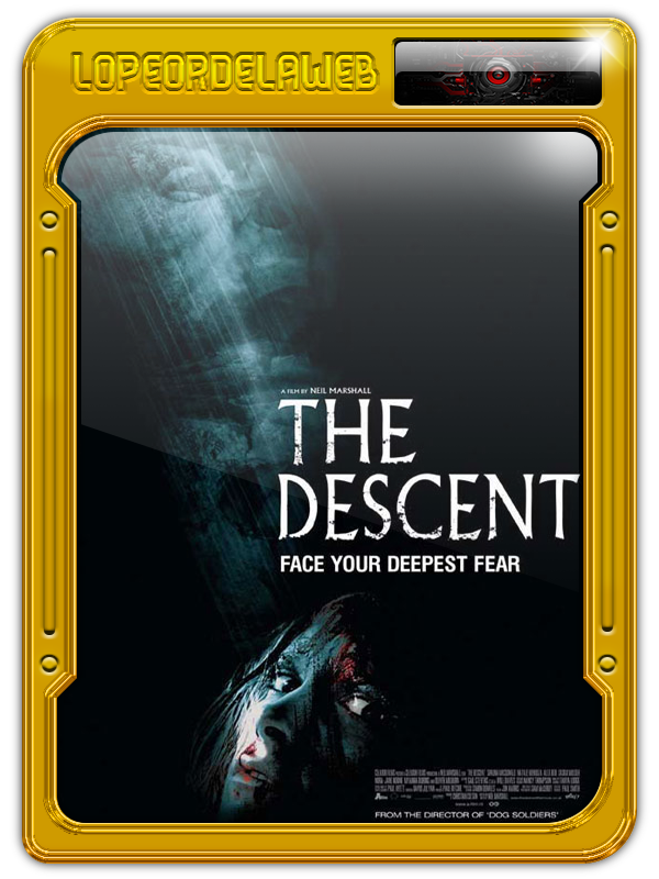Duología: El Descenso (The Descent) [BrRip-720p-Dual-Mega]