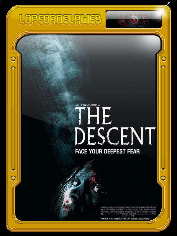 Bilogía: El Descenso (The Descent) [BrRip-720p-Dual-Mega]