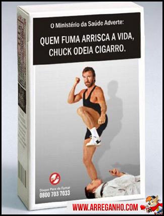 Não fume!