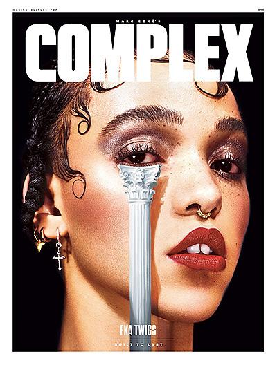 FKA Twigs for Complex magazine